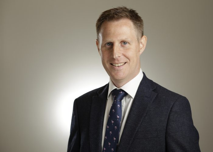 PR Photograph of Mike Stirton, Director of Interim, Temporary and Contract work at Core-Asset Consulting