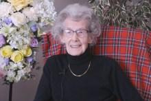 105 year old Georgina celebrated her incredible birthday. Charity PR.