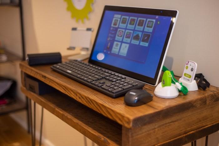PR Photograph of Box House Blackwood Technology Systems