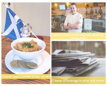 Local café dishes out food pr success with simple idea
