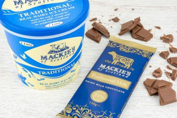 Food and Drink PR photography for Mackie's of Scotland