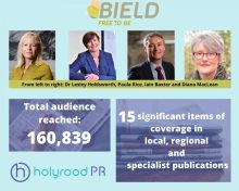 Bield appoints new members of its senior management team - Social care PR