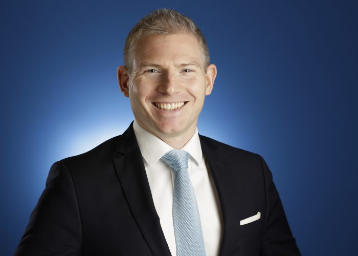 Andrew Inglis, Head of Legal at Core-Asset Consulting in a headshot image