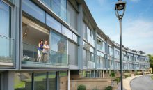 External image of The Crescent, by CALA Homes (East) © ZACandZAC.