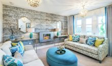 Property PR photography Castle Bay Dunbar, interior shot (2) CALA sales and Marketing CALA Homes