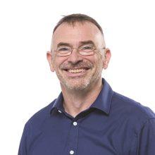PR in Scotland, PR photography heashot ofMark Hall - Director of Operations at Ark Housing Association