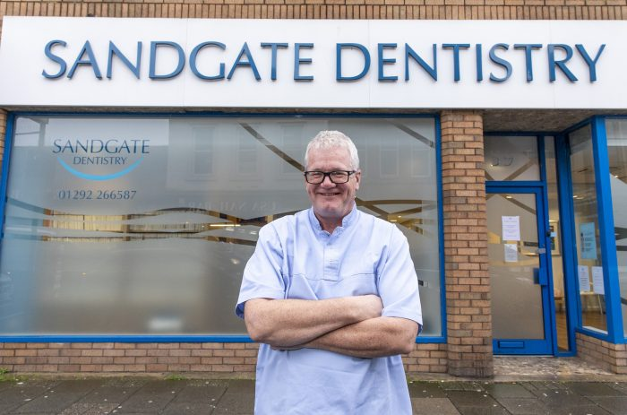 Health PR photography, Sandgate Dentistry, Clyde Munro Dental Group - Mark Fitzpatrick
