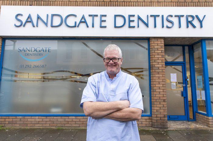 Health PR photography, Sandgate Dentistry, Clyde Munro Dental Group - Mark Fitzpatrick