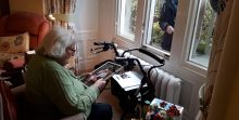 Care residents merry with tailor-made month of festivities - Social Care PR