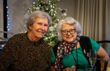 Care home residents merry with Christmas preparations - Social Care PR