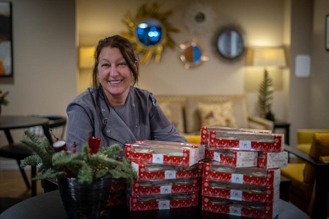 Care Home Elves Commence Operation Mince Pie -Social Care PR