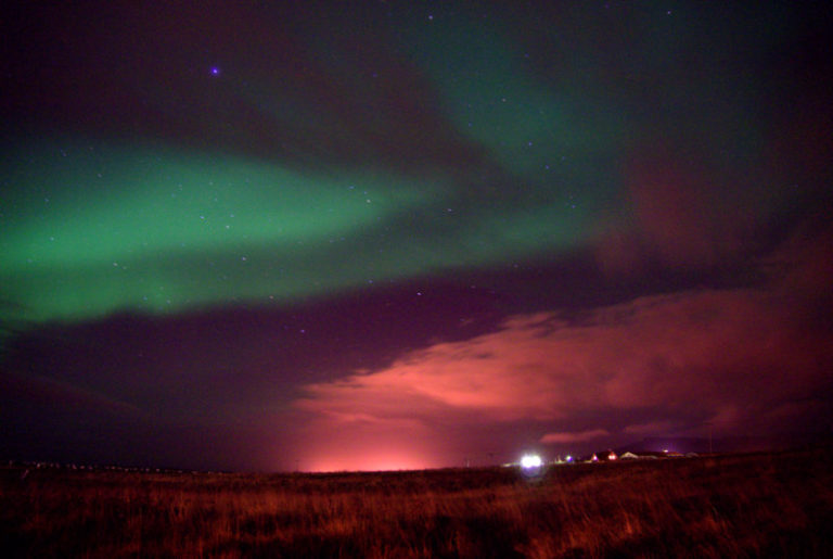 Can I See Northern Lights Iceland March