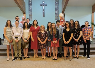Holy Spirit Parish St Matthews Confirmation 2019