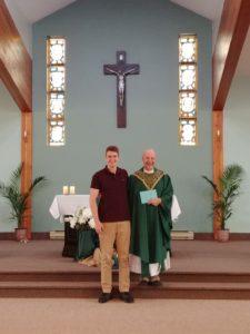 Holy Spirit Parish - Bursary Winner - July 14th