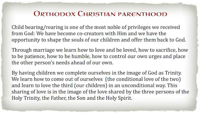 Orthodox Christian Parenthoodjpg