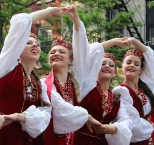 Ukrainian Dance Group