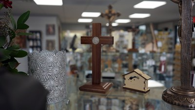 Holy Trinity Catholic Books and Gifts - Crosses