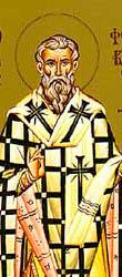 Hieromartyr Phocas, biskop av Sinope