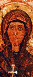 Holy Protomartyr og Equal-to-the-apostlene Thecla av Ikonium