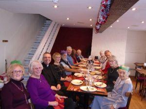 8 O'Clockers Christmas Lunch