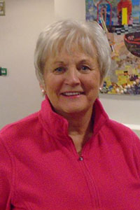 Angela Bament - PCC Secretary & Safeguarding Officer