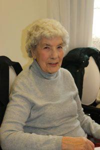 Revd Ruth Milverton (Associate Priest)