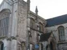 Holy Trinity church, Weymouth 2020