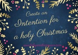 celebrate a Jesus Centered Christmas