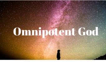 Omnipotent God