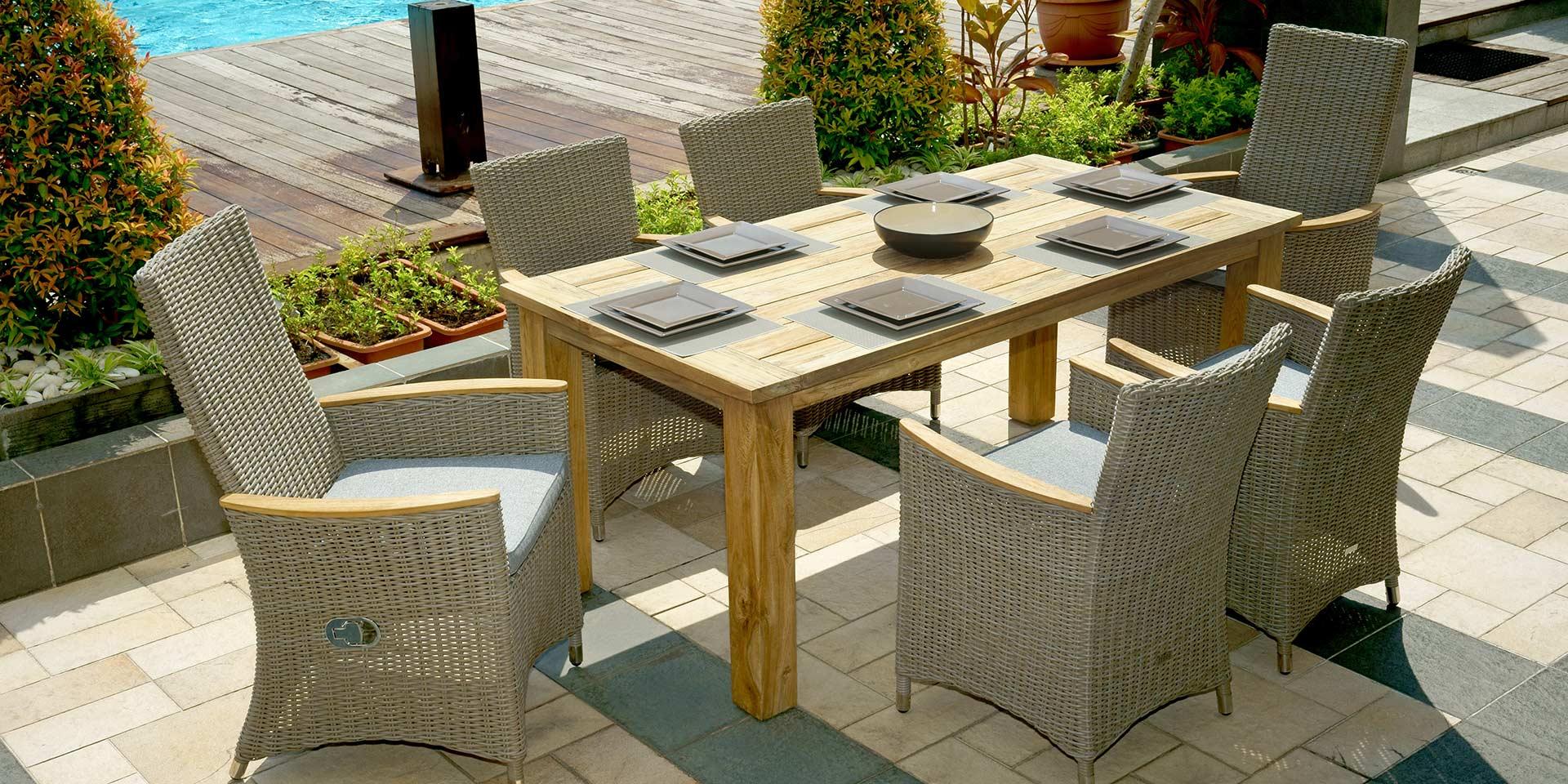 Einfache Dekoration Und Mobel Gartenmoebel Fuer Die Neue Saison #16: Gartenmöbel Für Den Perfekten Sommer