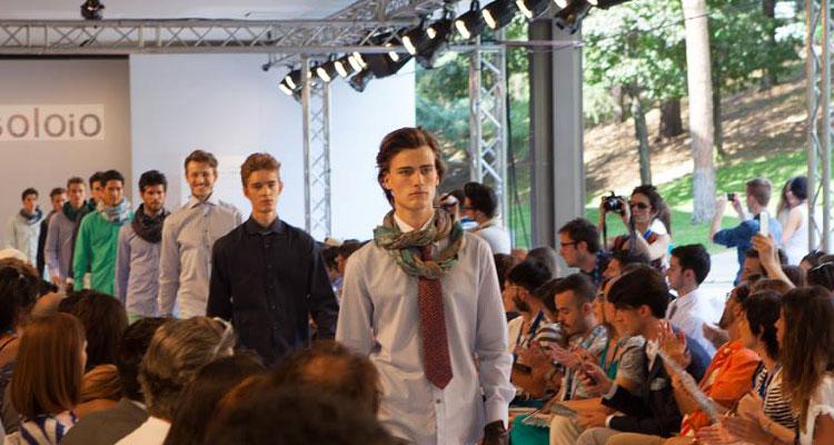 Madrid Fashion Show Men