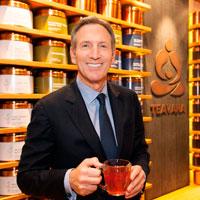 Starbucks abre un bar de té en NY