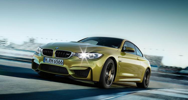 Los BMW M3 y M4 Coupé