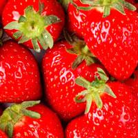 Comer fresas reduce el colesterol