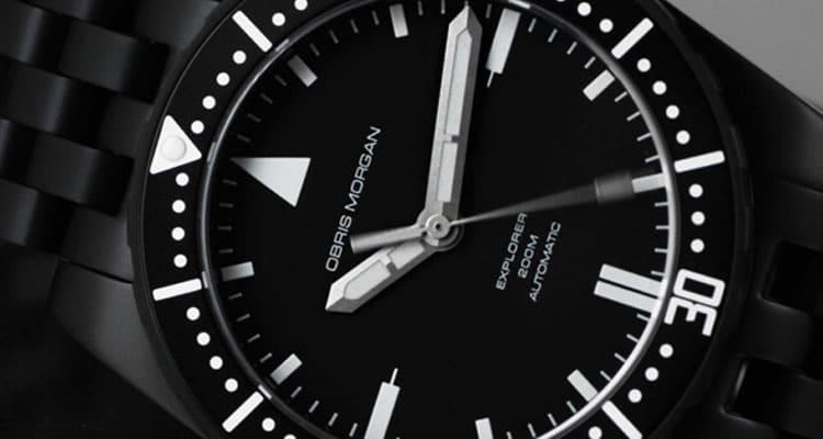 Relojes: Obris Morgan