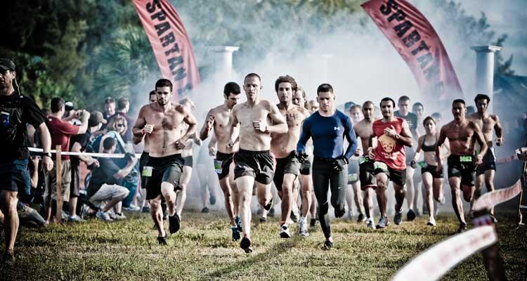 El entrenamiento espartano