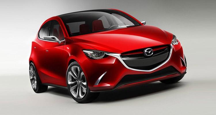 Nuevo Mazda 2 en el Space