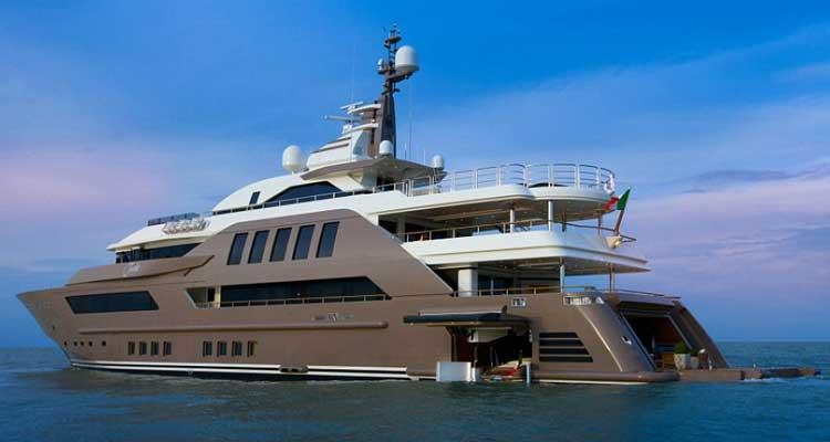 El barco de lujo con el mejor diseño interior