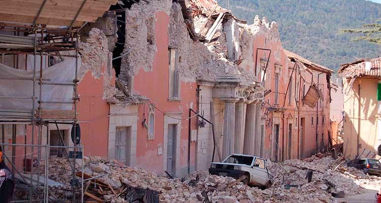¿Hay un riesgo muy alto de terremotos en la Península?