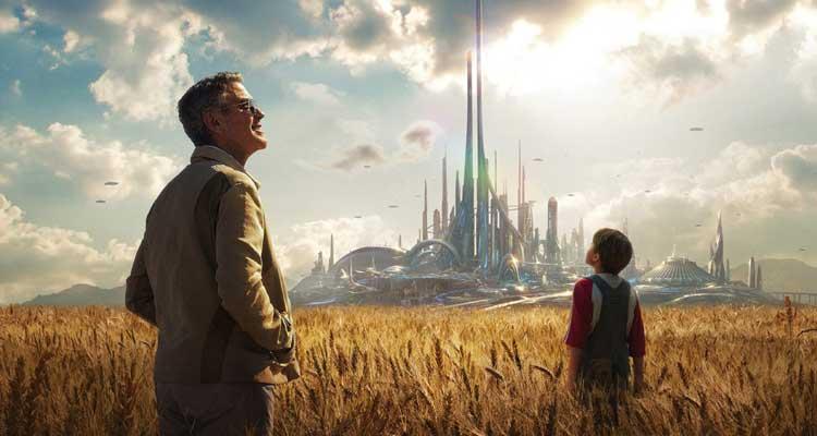 Crítica de 'Tomorrowland'