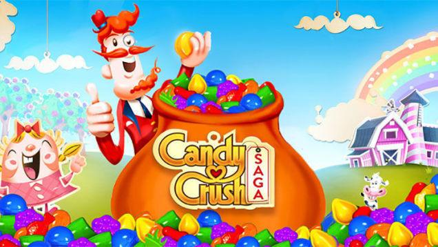 Compran Candy Crush por 5.900 millones