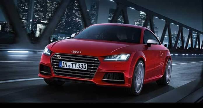 Prueba del Audi TTS 310 CV
