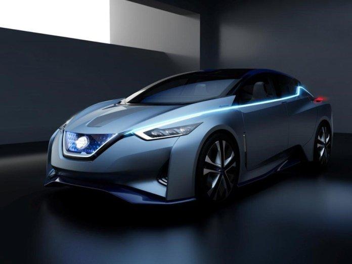 IDS, el futuro eléctrico según Nissan