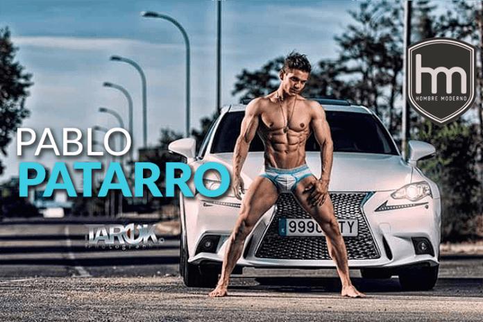 [JULIO 2016] Pablo Patarro Hombre HM
