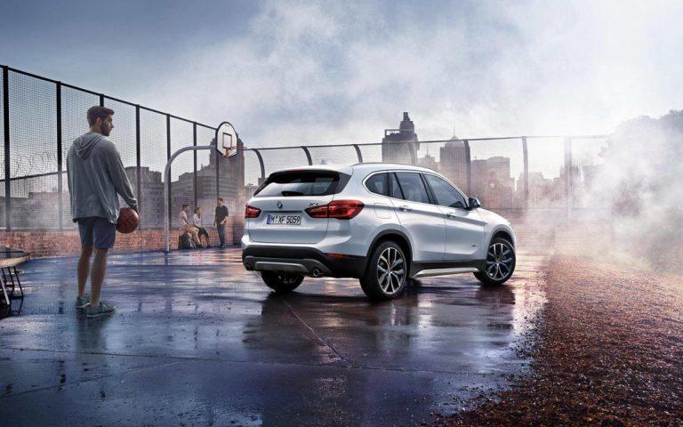 Con el BMW X1 serás el amo de las 4 ruedas