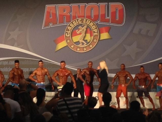 [FOTOS] Arnold Classic Europe 2016