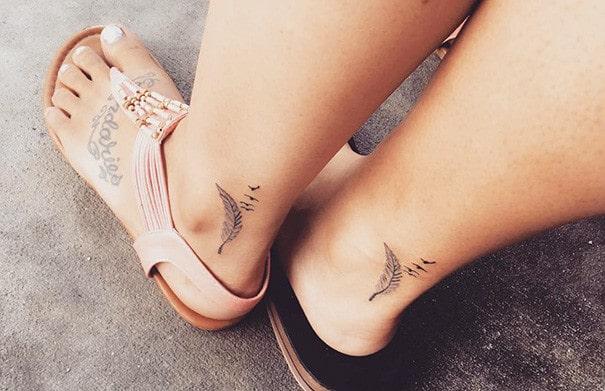 Tatuajes ideales para compartir con tu alma gemela