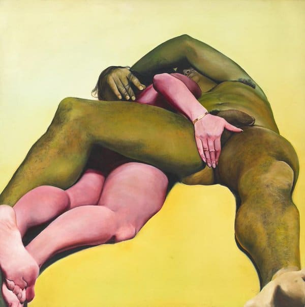 Erotic Yellow 1972 1973
