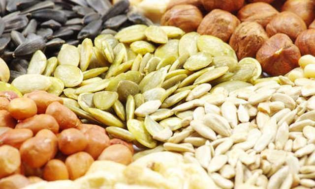 9 alimentos ricos en vitamina E