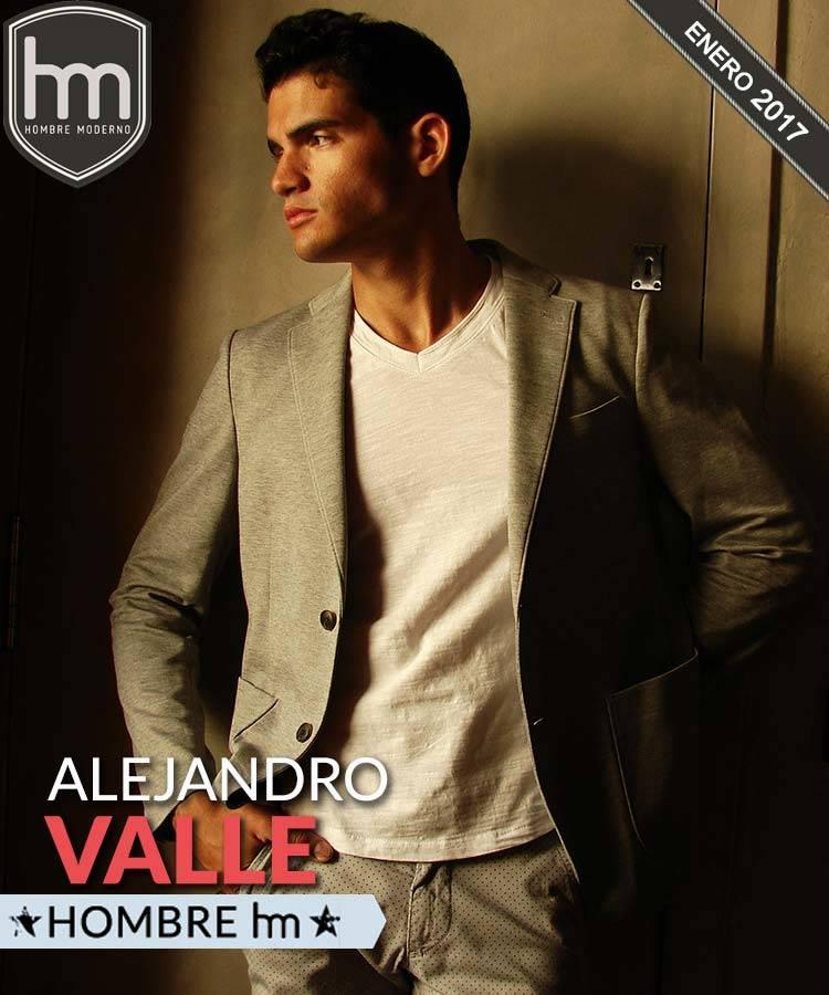 Alejandro Valle: Hombre HM de Enero 2017